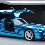 2013 Mercedes-Benz SLS AMG Electric Drive Coupe (4)