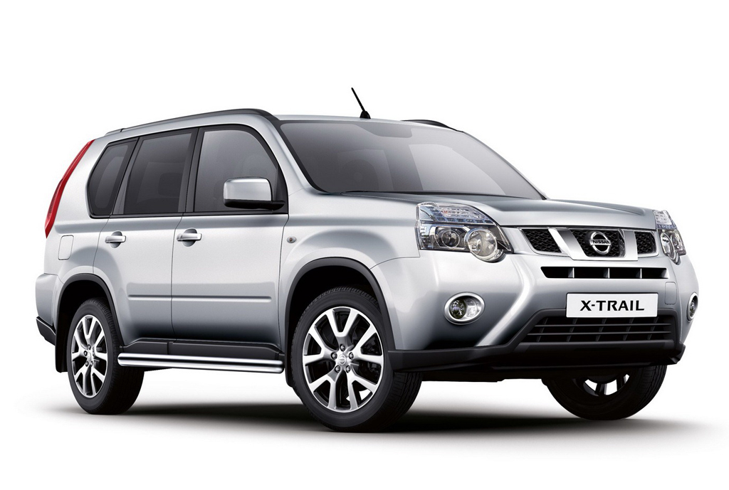 2013 Nissan X Trail n Tec+ Nissan unveils the 2013 N Tec+ X Trail at £ 27,790