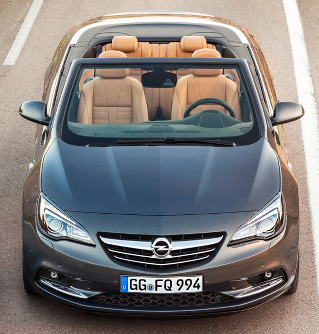 2013 Opel Cascada The Convertible Opel Cascada to be launched in 2013