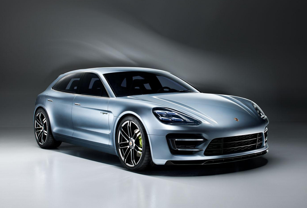 2013 Porsche Panamera Sport Turismo Concept Porsche pondering over a production model of the 2013 Panamera Sport Turismo Concept
