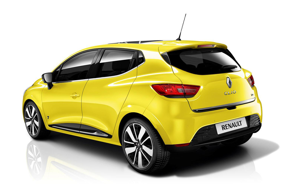 2013 Renault Clio IV 1 The latest offering 2013 Renault Clio IV comes with a price tag 10,595 pounds
