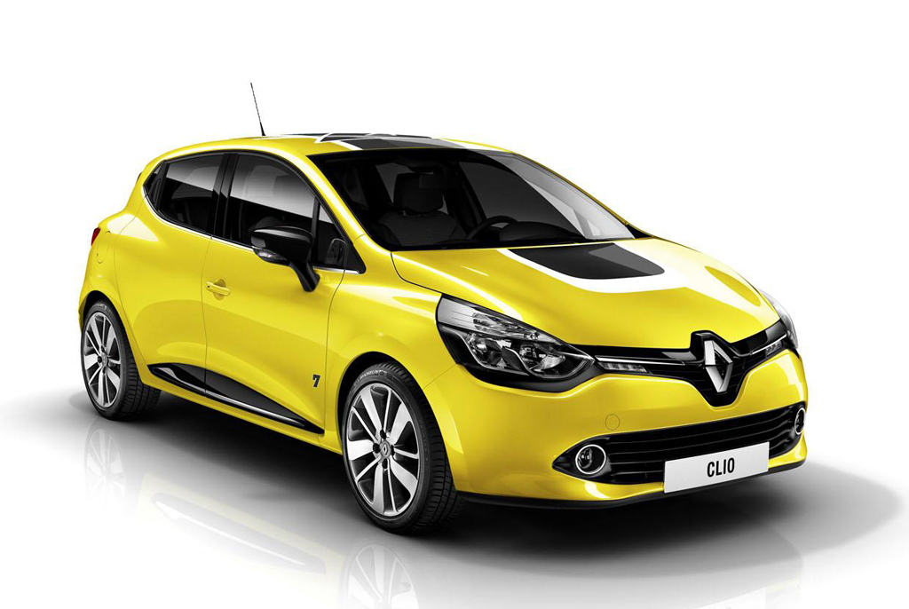 2013 Renault Clio IV The latest offering 2013 Renault Clio IV comes with a price tag 10,595 pounds