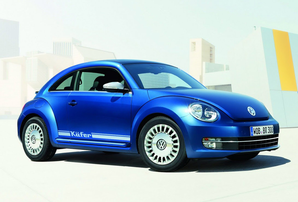 2013 Volkswagen Beetle Remix Edition Volkswagen's latest offering –2013 Beetle Remix Edition