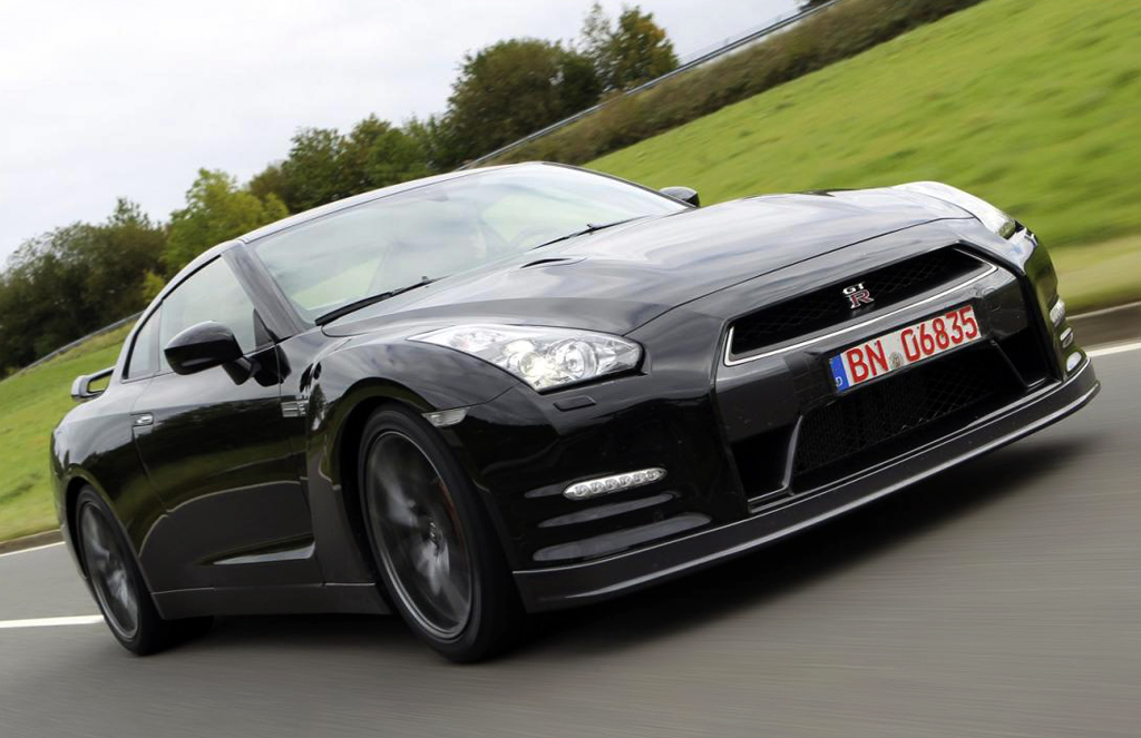 2014 Nissan GT R 2014 Nissan GT R model gets revamped once again