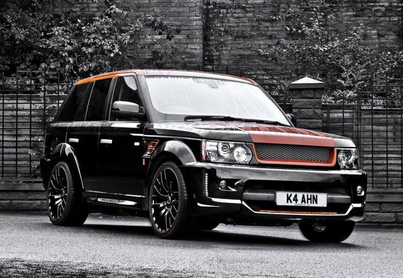 A. Kahn Design RS300 Vesuvius Edition A. Kahn Design releases 2013 RS300 Vesuvius Edition