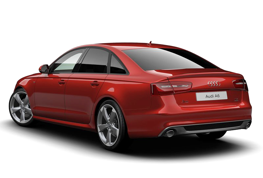 2013 Audi A6 Black Edition 2 2013 'Audi A6 Black Edition' revealed