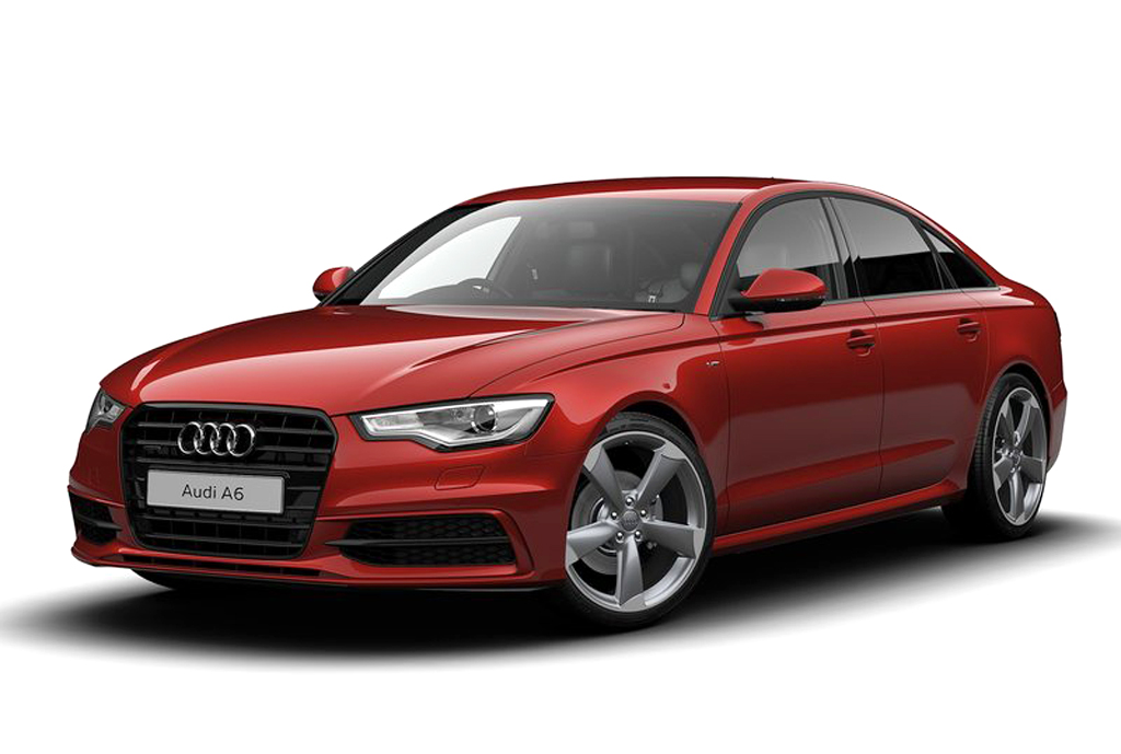 2013 Audi A6 Black Edition 2013 'Audi A6 Black Edition' revealed