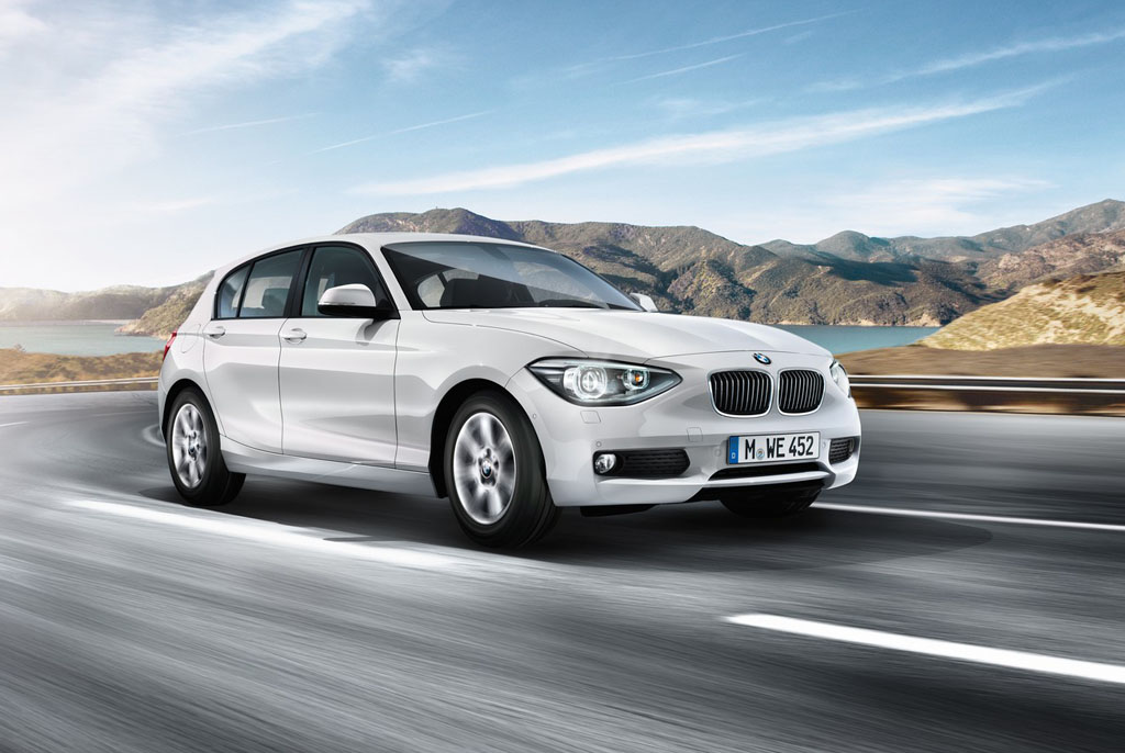 2013 BMW 1 Series EfficientDynamics BMW's 2013 116d 'EfficientDynamics engine' the best in its class