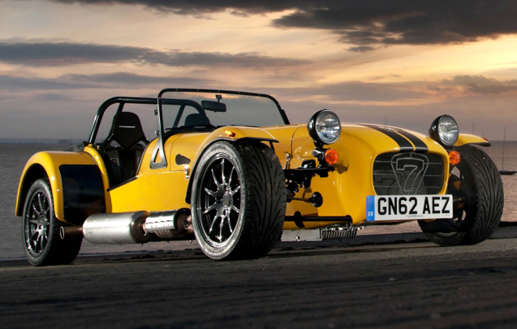 2013 Caterham Supersport R 2013 Caterham Supersport R revealed
