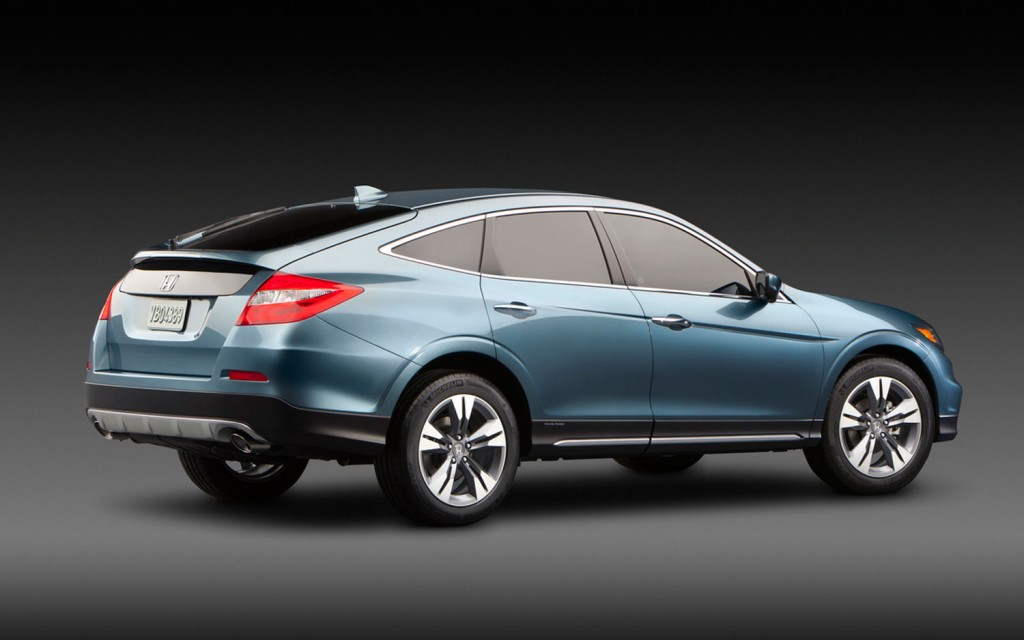 2013 Honda Crosstour 2 2013 Honda Crosstour goes for sale this month