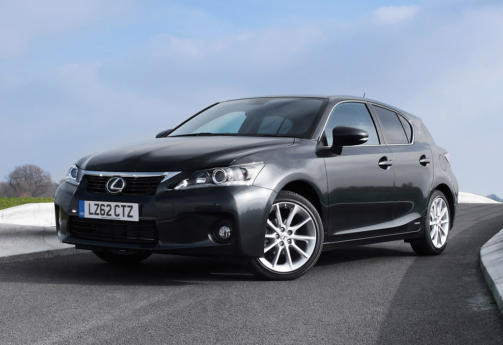 2013 Lexus CT 200h Advance 2013 Lexus CT 200h Advance price revealed