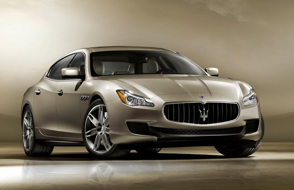 2013 Maserati Quattroporte The star Car of Tomorrow: 2013 Maserati Quattroporte