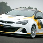 2013 Opel Astra OPC Cup and Adam Cup