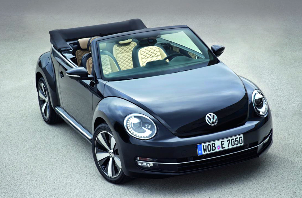 new innovations to 2013 vw beetle and cabriolet. Black Bedroom Furniture Sets. Home Design Ideas
