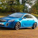 2013 Vauxhall Insignia VXR SuperSport (1)
