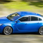 2013 Vauxhall Insignia VXR SuperSport (2)