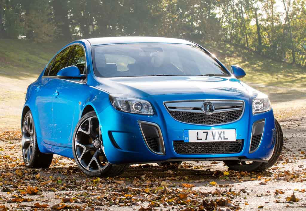 2013 Vauxhall Insignia VXR SuperSport The Super Classic Model: 2013 Vauxhall Insignia VXR SuperSport