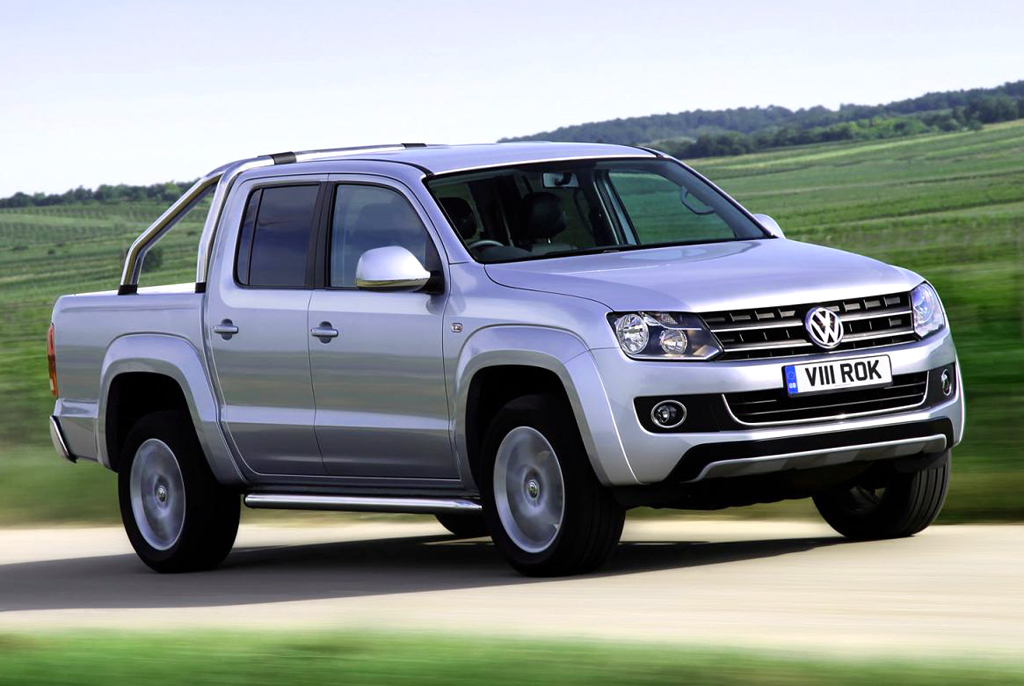 2013 Volkswagen Amarok Volkswagen Amarok(2013) features modified engine and technology