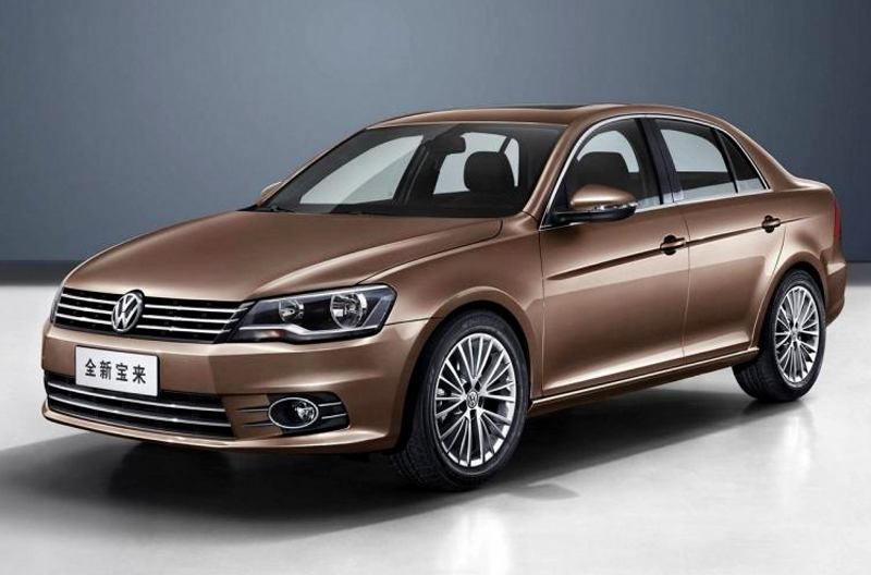 2013 Volkswagen Bora Volkswagen Bora 2013 to be launched in China