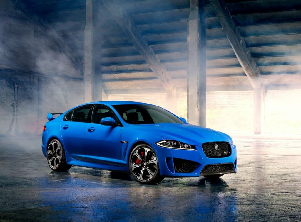 2014 Jaguar XFR S photos 3 2014 Jaguar XFR S features and details