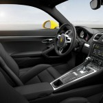 2014 Porsche Cayman interior photos