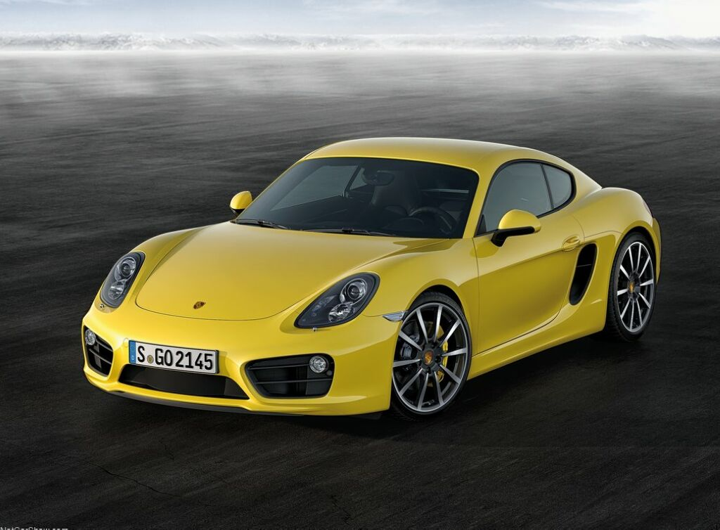 2014 Porsche Cayman photos 1 2014 Porsche Cayman car features and details