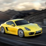 2014 Porsche Cayman photos (2)