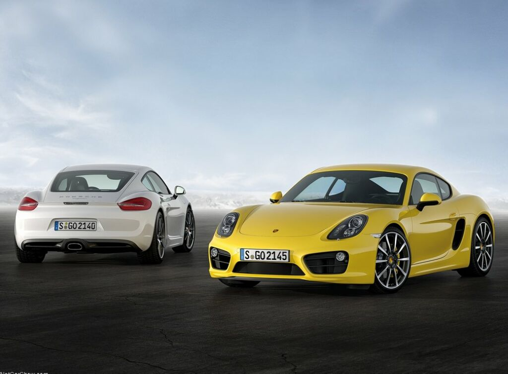 2014 Porsche Cayman photos 8 2014 Porsche Cayman car features and details