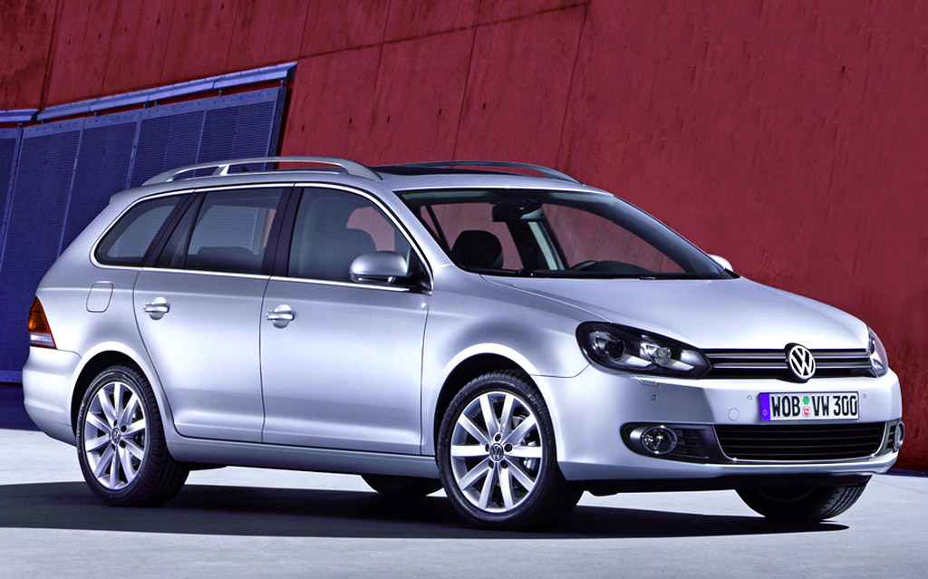 2014 Volkswagen Golf VII Estate 2014 Volkswagen Golf VII Estate goes on sale Next year