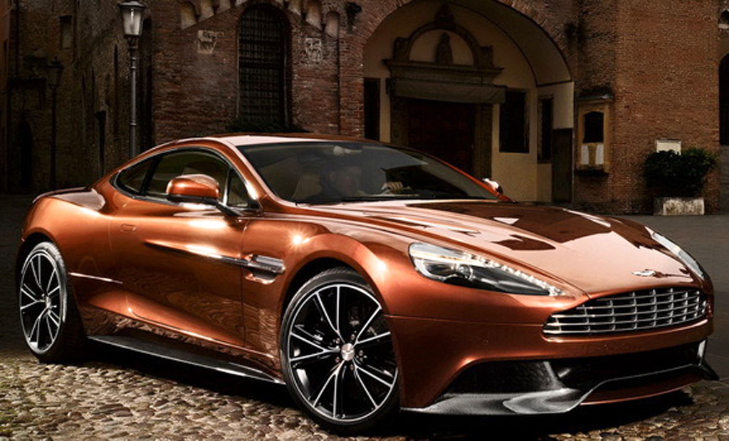 Aston Martin Vanquish New Bidders for Aston Martin Mahindra& Mahindra and a Mercedes Consortium