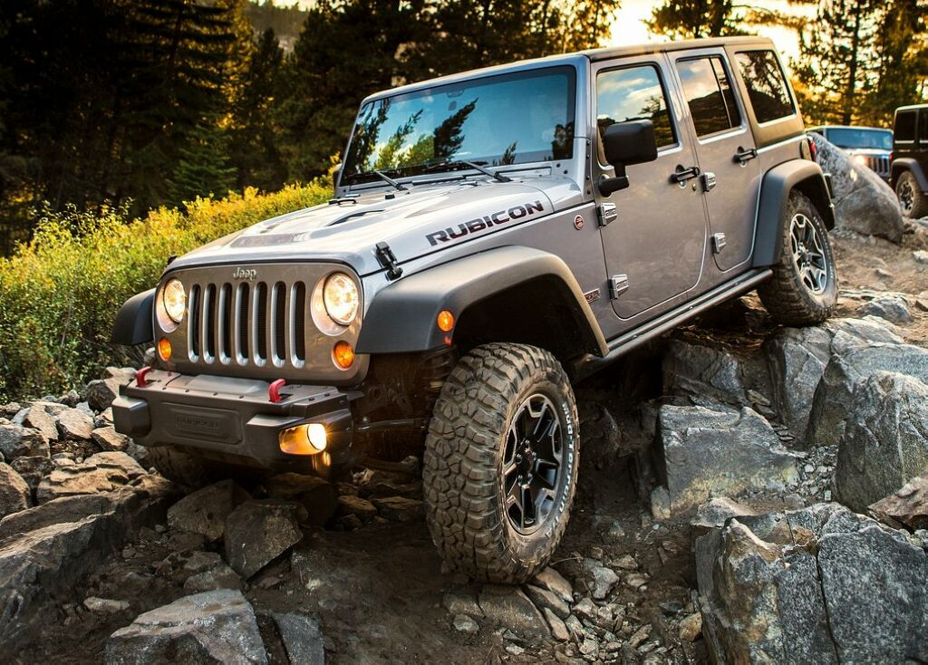 Jeep Wrangler Rubicon 12 The frighteningly capable Jeep Wrangler Rubicon