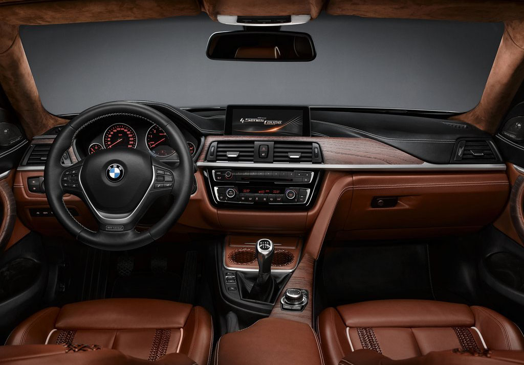 2013 BMW 4 Series Coupe Concept 5 New 2013 BMW 4 Series Coupe Concept