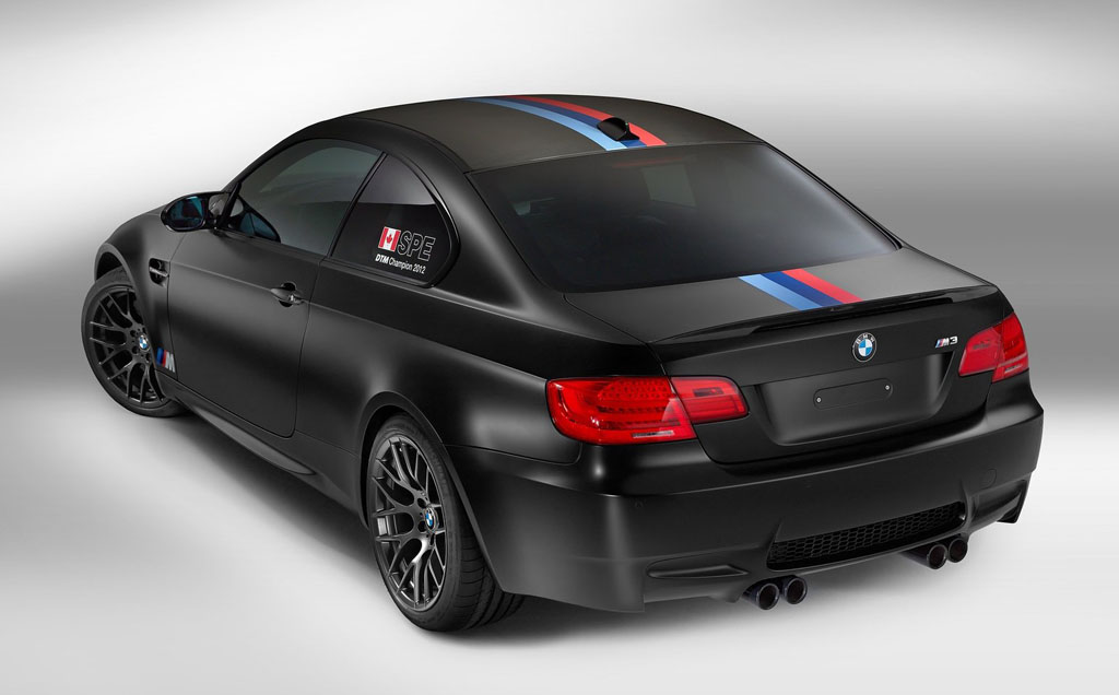 2013 BMW M3 DTM Champion Edition 2 BMW M3 DTM 2013