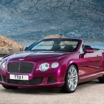 2013 Bentley Continental GT Speed Convertible (1)
