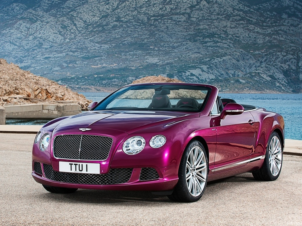 2013 Bentley Continental GT Speed Convertible 1 First Look of the 2013 Bentley GT Speed Convertible