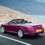 2013 Bentley Continental GT Speed Convertible (5)