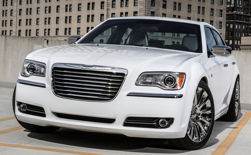 2013 Chrysler 300 Motown Edition 2013 Chrysler 300 Motown Edition