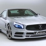 2013 Mercedes Benz SL 500 by Lorinser