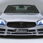 2013 Mercedes Benz SL 500 by Lorinser (2)