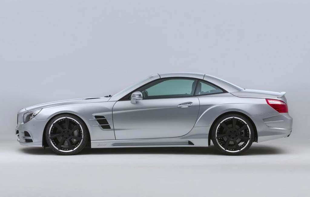 2013 Mercedes Benz SL 500 by Lorinser 3 New Mercedes Benz SL 500 by Lorinser