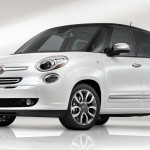 2014 Fiat 500L US-Version