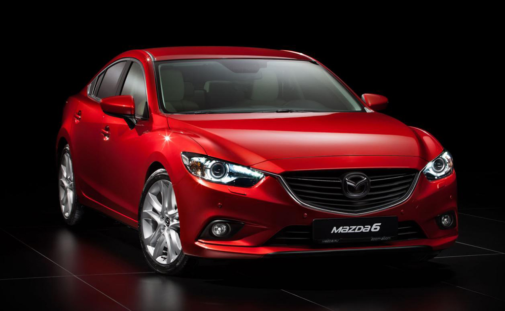 2014 Mazda6 Diesel Diesel Engine for 2014 Mazda6 in US