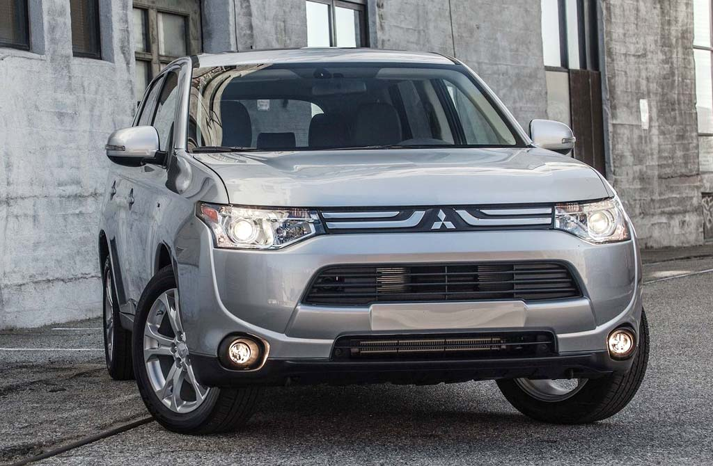 2014 Mitsubishi Outlander US Version 1 2014 Mitsubishi Outlander US Version