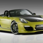 speedART SP81-R based on Porsche Boxster S