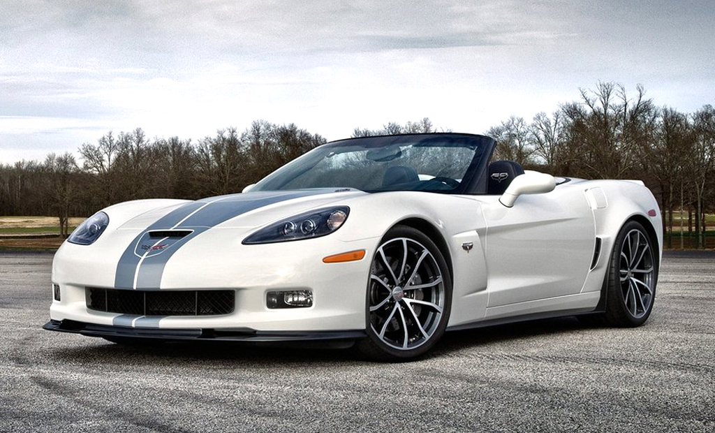2013 Chevrolet Corvette 427 Convertible 5 2013 Chevrolet Corvette 427 Convertible
