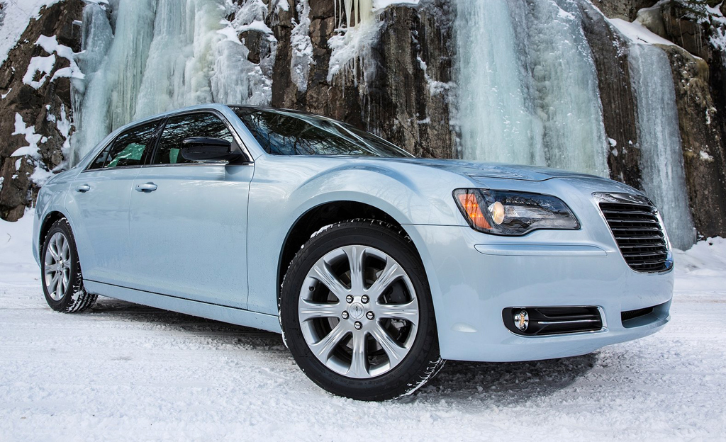 2013 Chrysler 300 Glacier 1 2013 Chrysler 300 Glacier