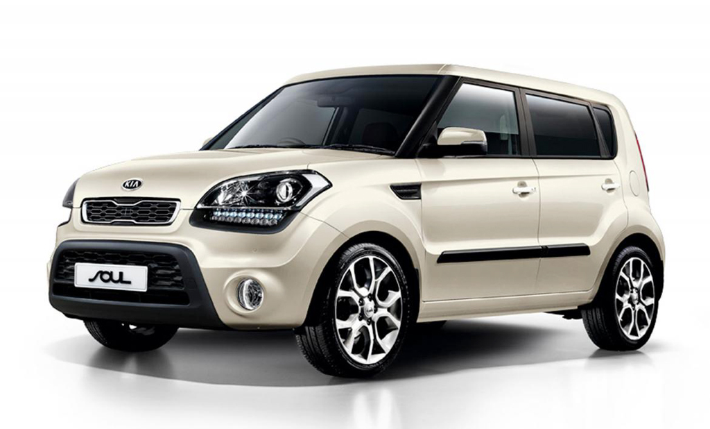 2013 Kia Soul Shaker Special Edition1 2013 Soul Shaker Edition of Kia announced