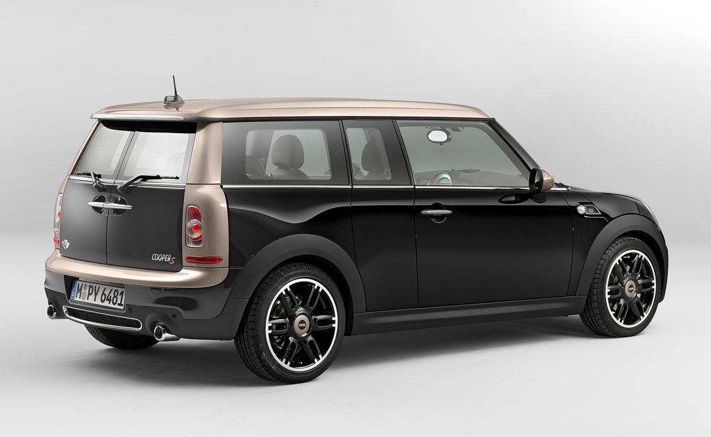 2013 Mini Clubman Bond Street 9 2013 Mini Clubman Bond Street