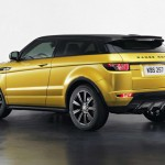 2013 Range Rover Evoque Sicilian Yellow Limited Edition (11)
