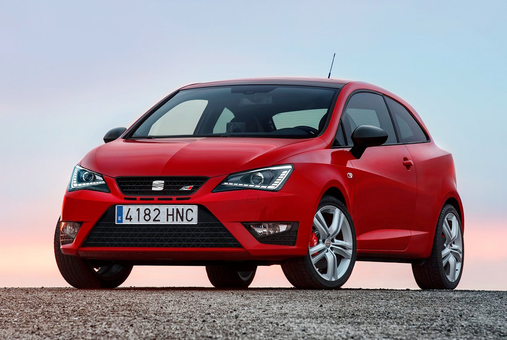 2013 seat ibiza cupra. Black Bedroom Furniture Sets. Home Design Ideas
